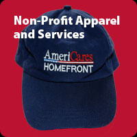 Non-profit apparel and services
